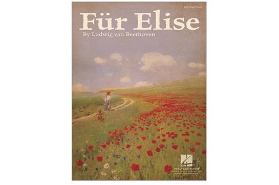 Für Elise - Big Note Piano