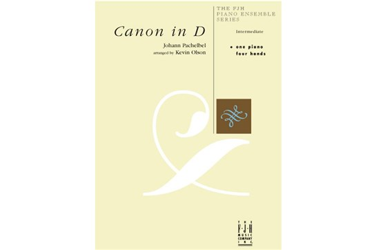 Canon in D (1P4H)