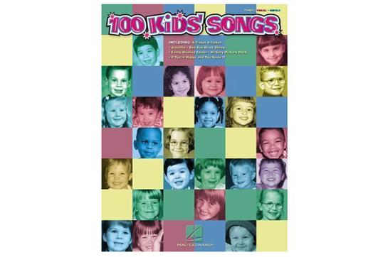 100 Kids' Songs - PVG
