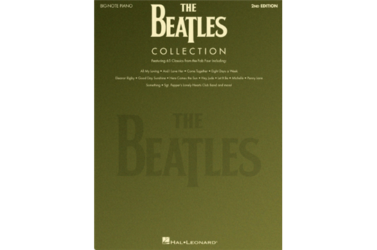 The Beatles Collection - 2nd Edition (Big Note Piano)