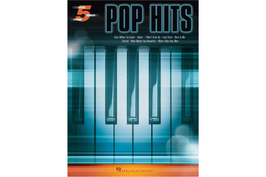 Pop Hits for Five-Finger Piano