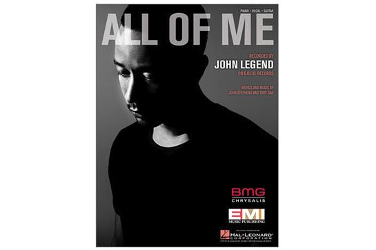 John Legend - All of Me - PVG