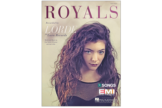 Lorde - Royals - Easy Piano