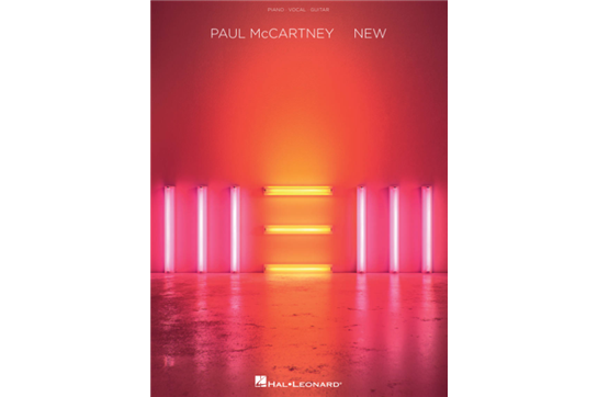 Paul McCartney - New - PVG