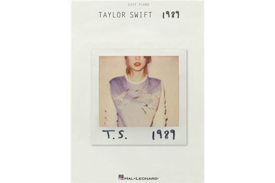 Taylor Swift - 1989 - Easy Piano