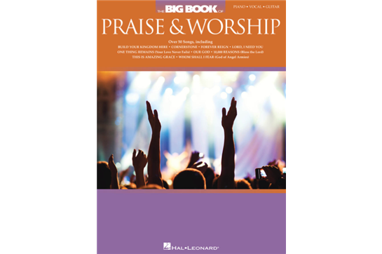 The Big Book of Praise & Worship - PVG