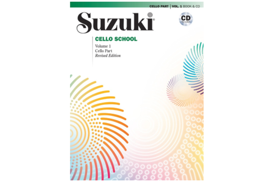 Suzuki Cello School, Cello Part & CD, Volume 1 (Revised)