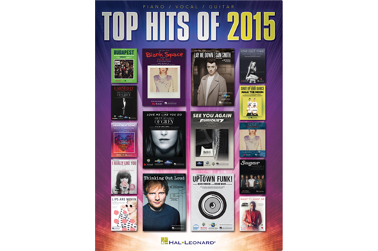 Top Hits of 2015 - PVG
