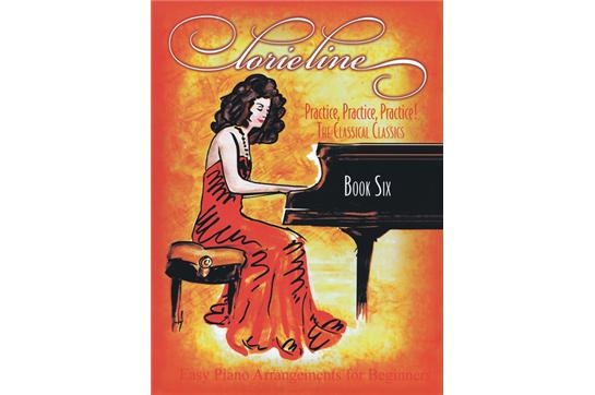 Lorie Line - Practice, Practice, Practice! Book 6