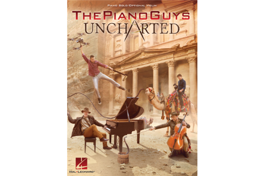 The Piano Guys - Uncharted (Piano Solo)