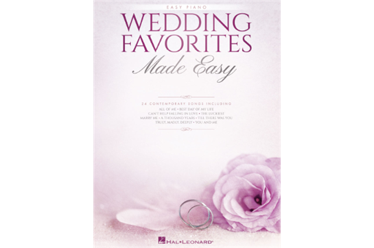 Wedding Favorites Made Easy
