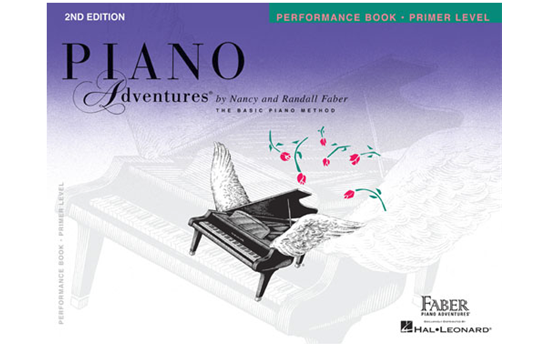 Piano Adventures Performance Book - Primer Level