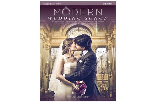 Modern Wedding Songs - PVG