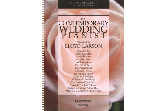 The Contemporary Wedding Pianist