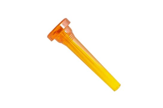 Kelly Trumpet Mouthpiece Screamer (Crystal Orange)