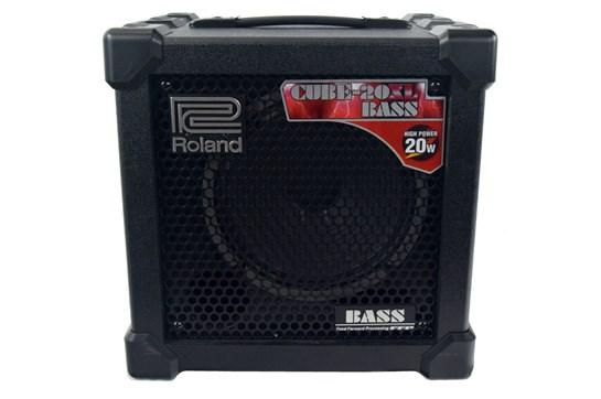 Roland Cube 20XL Bass Amp