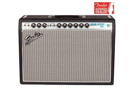 Fender '68 Custom Deluxe Reverb Tube Guitar Combo Amp