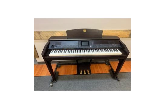 Used Yamaha Clavinova CVP-505 Digital Piano