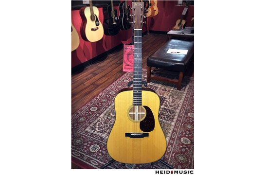 Used Martin D-18 Acoustic Guitar