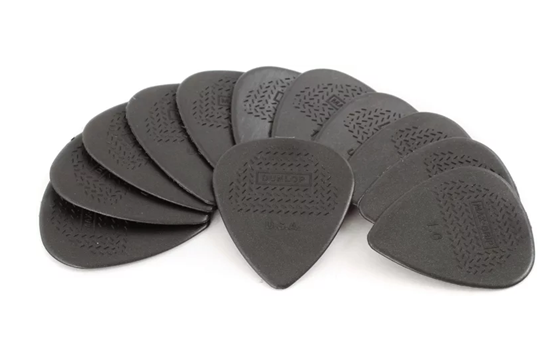Dunlop Max Grip 1.0 Picks (12 Pack)