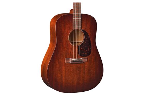 Martin D-15M Acoustic Guitar (Sunburst)