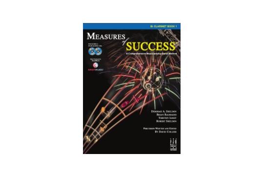 Measures of Success, Clarinet Book 1