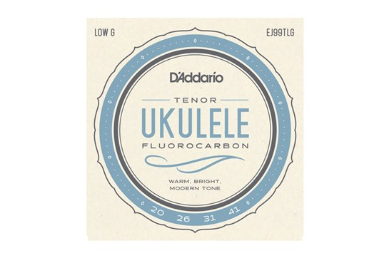 D'Addario EJ99TLG Tenor Ukulele Strings (Low G)