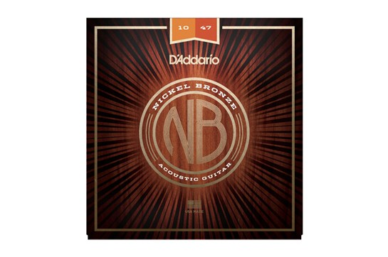 D'Addario NB1047 Extra Light Acoustic Strings