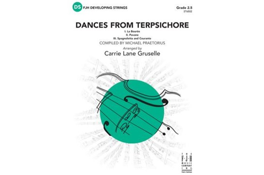 Dances from Terpsichore || Grade 2.5, SO