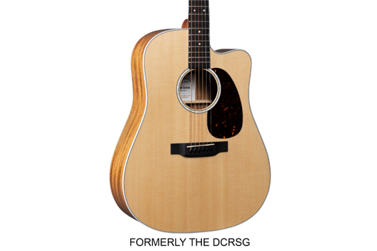 Martin DC-13E Road Series Acoustic Electric Guitar