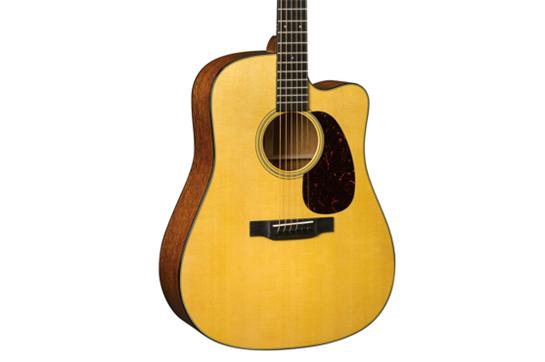 Martin DC-18E Acoustic / Electric Guitar