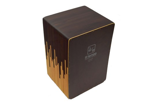 A Tempo Cascada Cajon w/Tunable Snares and Gig Bag