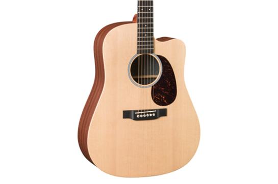 Martin DCX1AE Macassar Acoustic-Electric Guitar