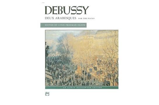 Deux Arabesques, Debussy - Piano Solo (7111A23)