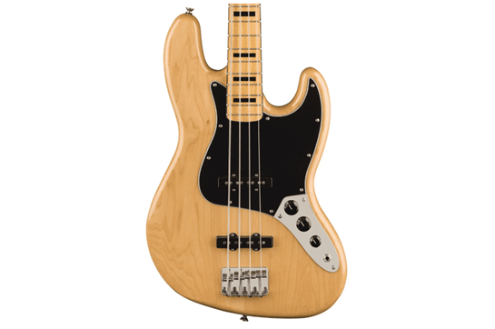 Squier Classic Vibe 70s Jazz Bass (Maple Natural)