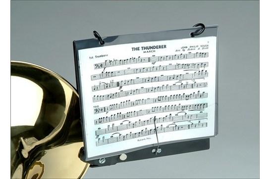 DEG HC250 Clip-On Trombone Lyre