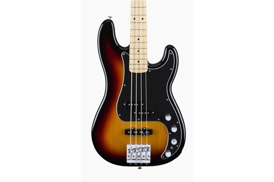 Fender Deluxe Active Precision Bass Special (3-Color Sunburst) - Maple Neck
