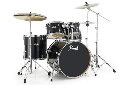Pearl Export EXL725/C248 Drum Set w/hardware
