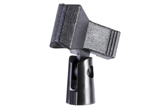 On-Stage Clothespin-Style Plastic Mic Clip