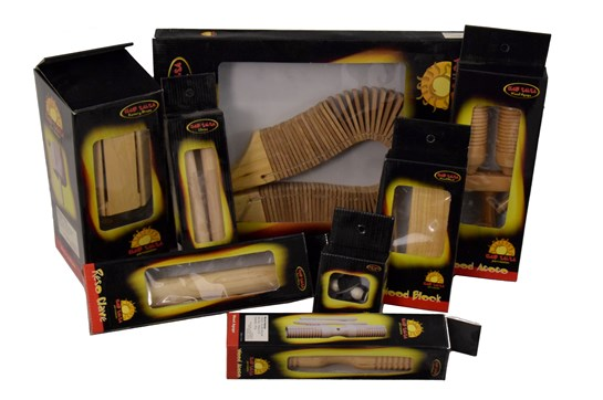 Club Salsa 8 Piece Classroom Percussion Package