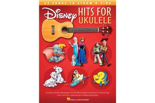 Disney Hits for Ukulele- 23 Songs to Strum & Sing