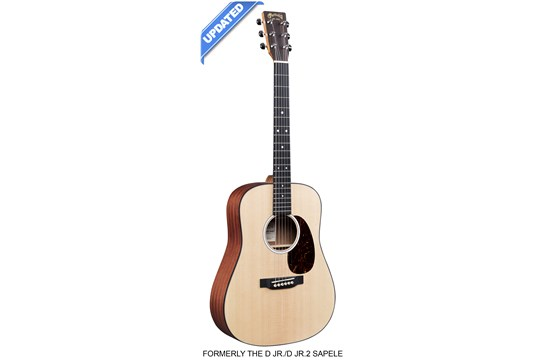 Martin DJR-10 Junior Acoustic Guitar