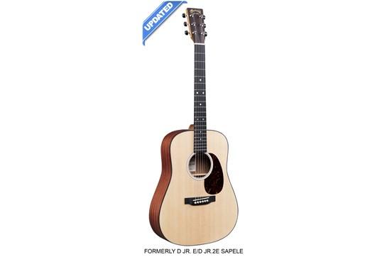 Martin DJR10E Junior Acoustic-Electric Guitar