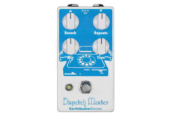 EarthQuaker Devices Dispatch Master Delay/Reverb V2