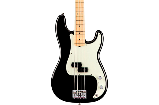 Fender American Professional Precision Bass - Maple (Black)