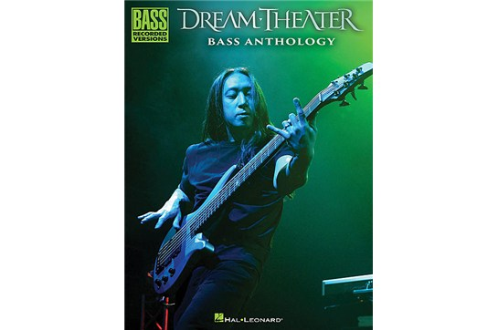 Dream Theater Bass Anthology (TAB)