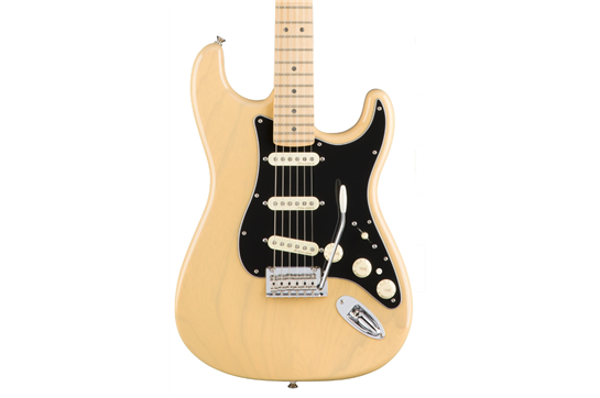 Fender Deluxe Strat (Maple Vintage Blonde)