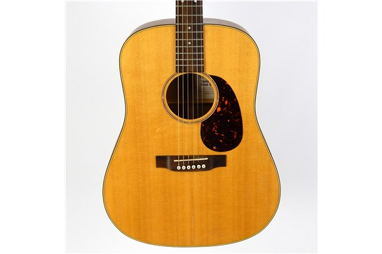 2015 Martin SWDGT Sustainable Wood Series Natural Cherry - Cracked Top - w/ OHSC