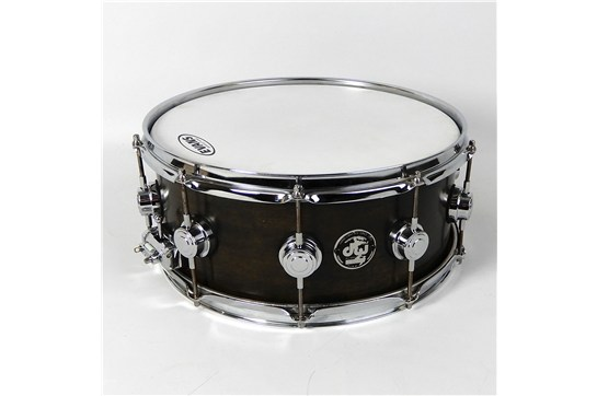 DW 14x6 (10&6) F# 10-Lug Maple Snare 2003 Natural