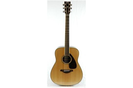 Yamaha FG830 Folk Natural Acoustic Guitar
